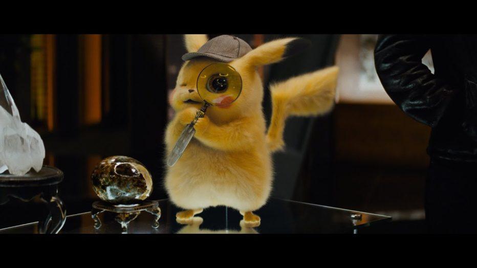 POKÉMON Detective Pikachu – Tráiler Oficial 2