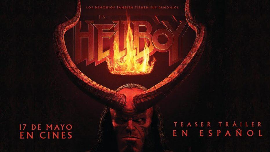 HELLBOY – Teaser Tráiler