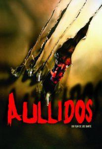 """Poster de la película """"Aullidos"""""""