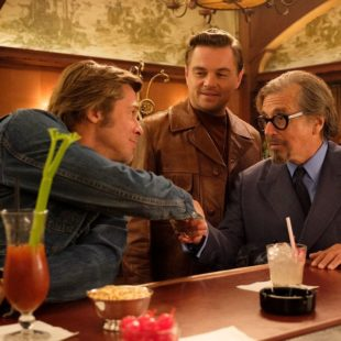 ¡Primer trailer de Once upon a time in Hollywood de Tarantino!