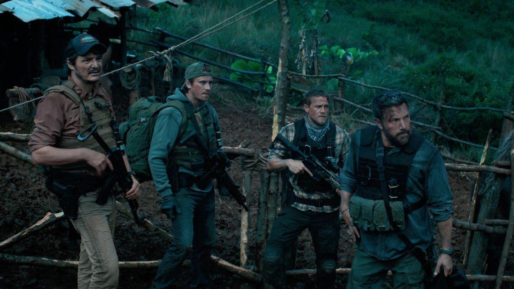 """Imágenes de la película """"Triple frontera"""""""
