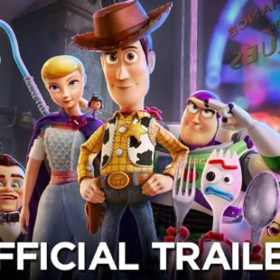 ¡Nuevo trailer de Toy Story 4!