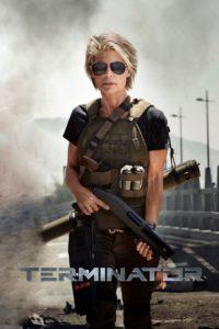 """Poster de la película """"Terminator 6"""""""