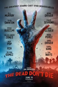 "Poster de la película ""The Dead Don't Die"""
