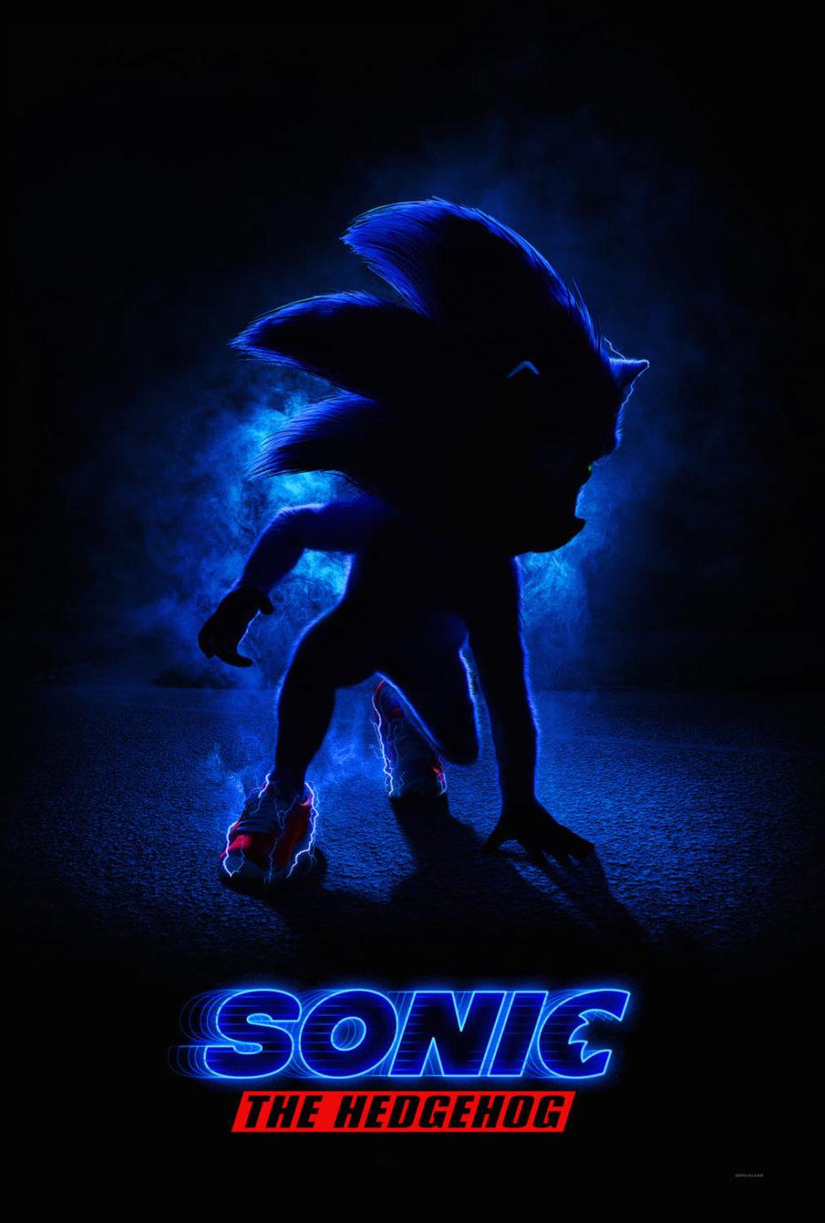 Sonic The Hedgehog (2019) – Trailer oficial