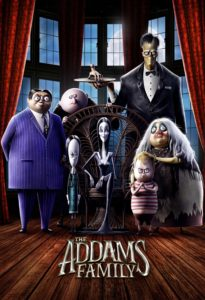 "Poster de la película ""The Addams Family"""