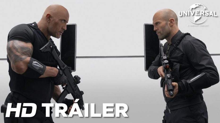 FAST & FURIOUS: HOBBS & SHAW – Tráiler Mundial (Universal Pictures) – HD
