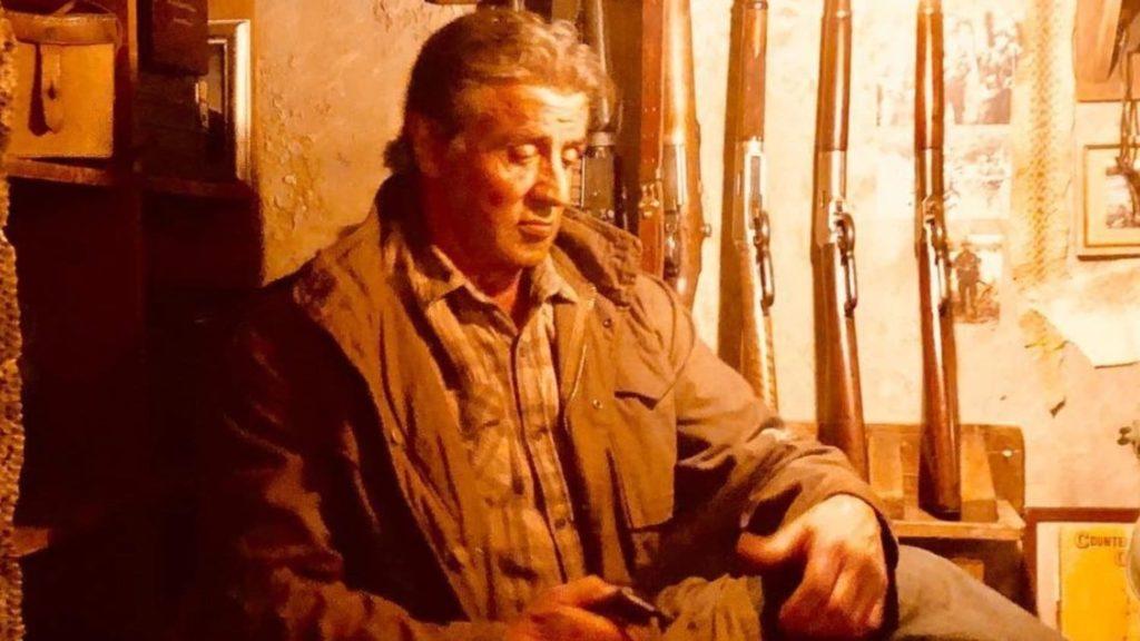 """Imágenes de la película """"Rambo: Last Blood"""""""