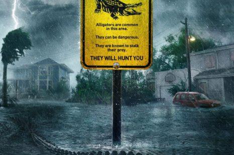 Infierno bajo el agua: aquel verano de huracanes y cocodrilos