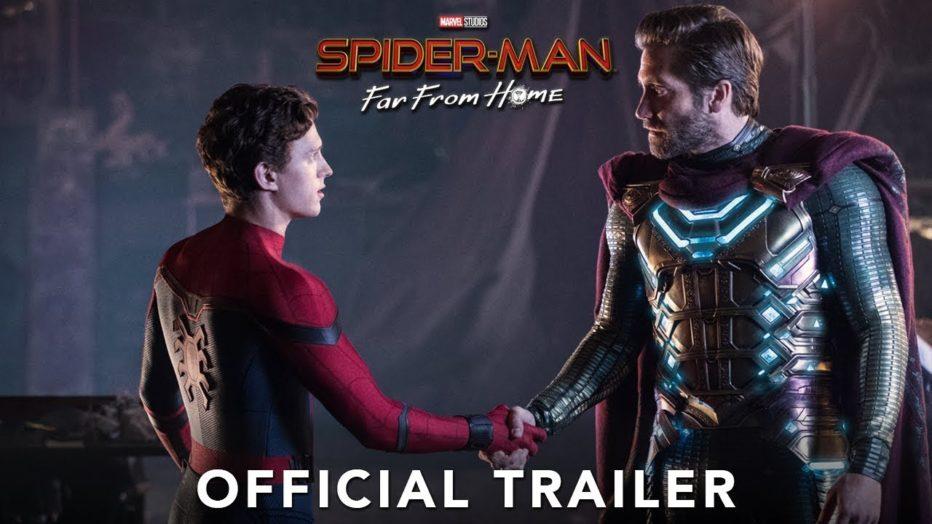Spider-Man: Lejos de casa | Trailer