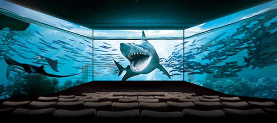 Asistimos a la estrena de la sala Screen X de los cines Filmax
