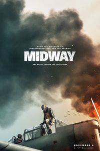 "Poster de la película ""Midway"""