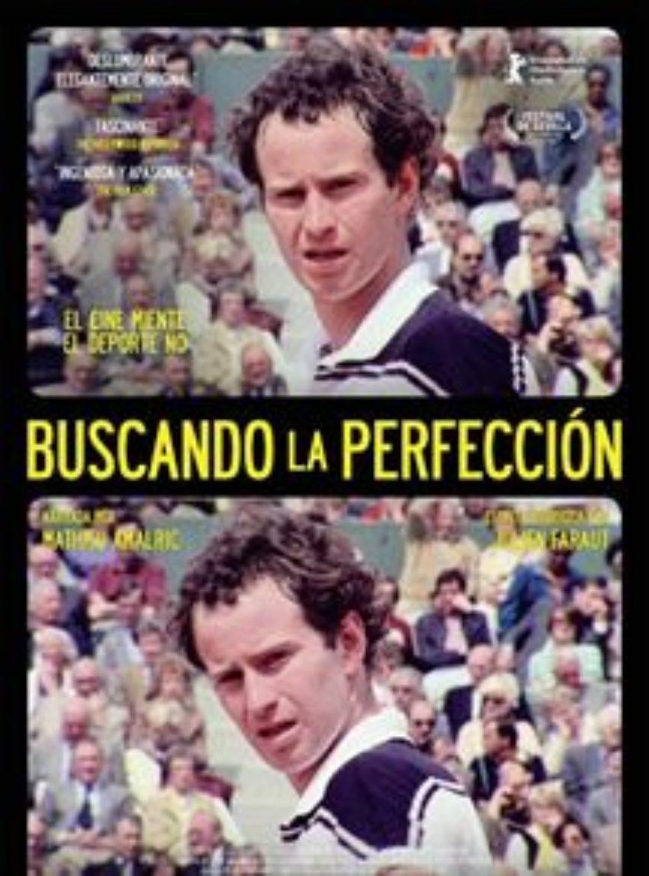 Buscando la perfección: cine y tenis a la red