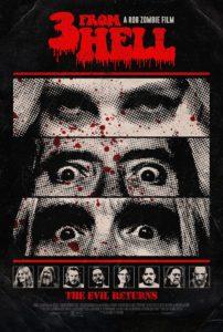 "Poster de la película ""3 from Hell"""