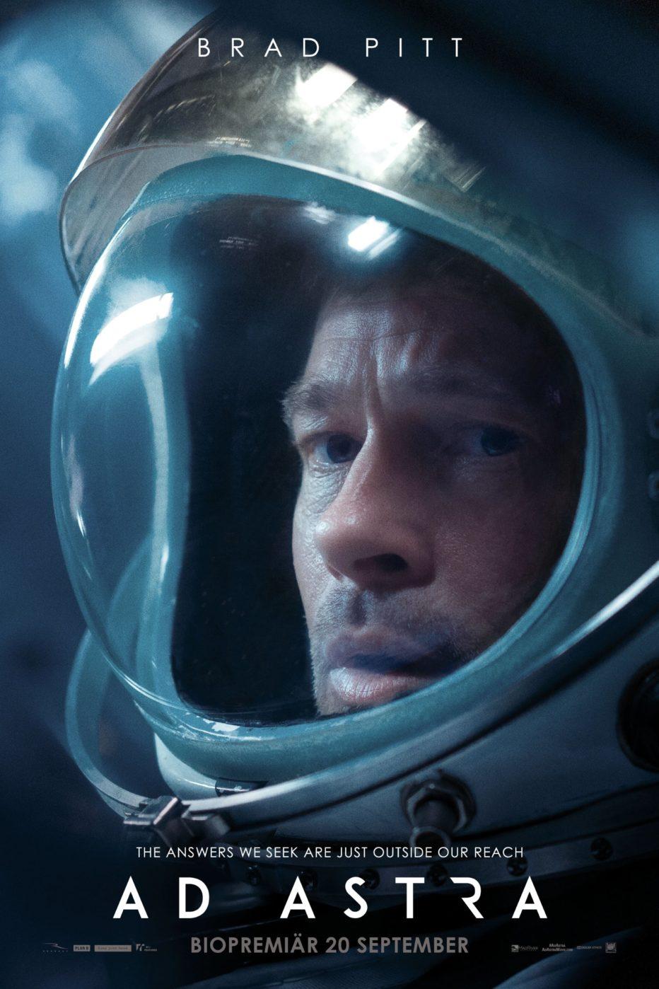 2o trailer de Ad Astra con Brad Pitt