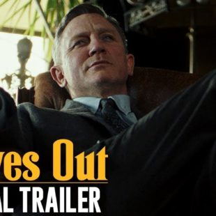 Knives Out. Trailer oficial de lo nuevo de Rian Johnson con reparto de lujo