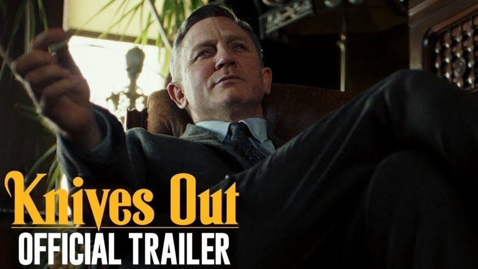 Knives Out. Trailer oficial de lo nuevo de Rian Johnson con reparto de lujo