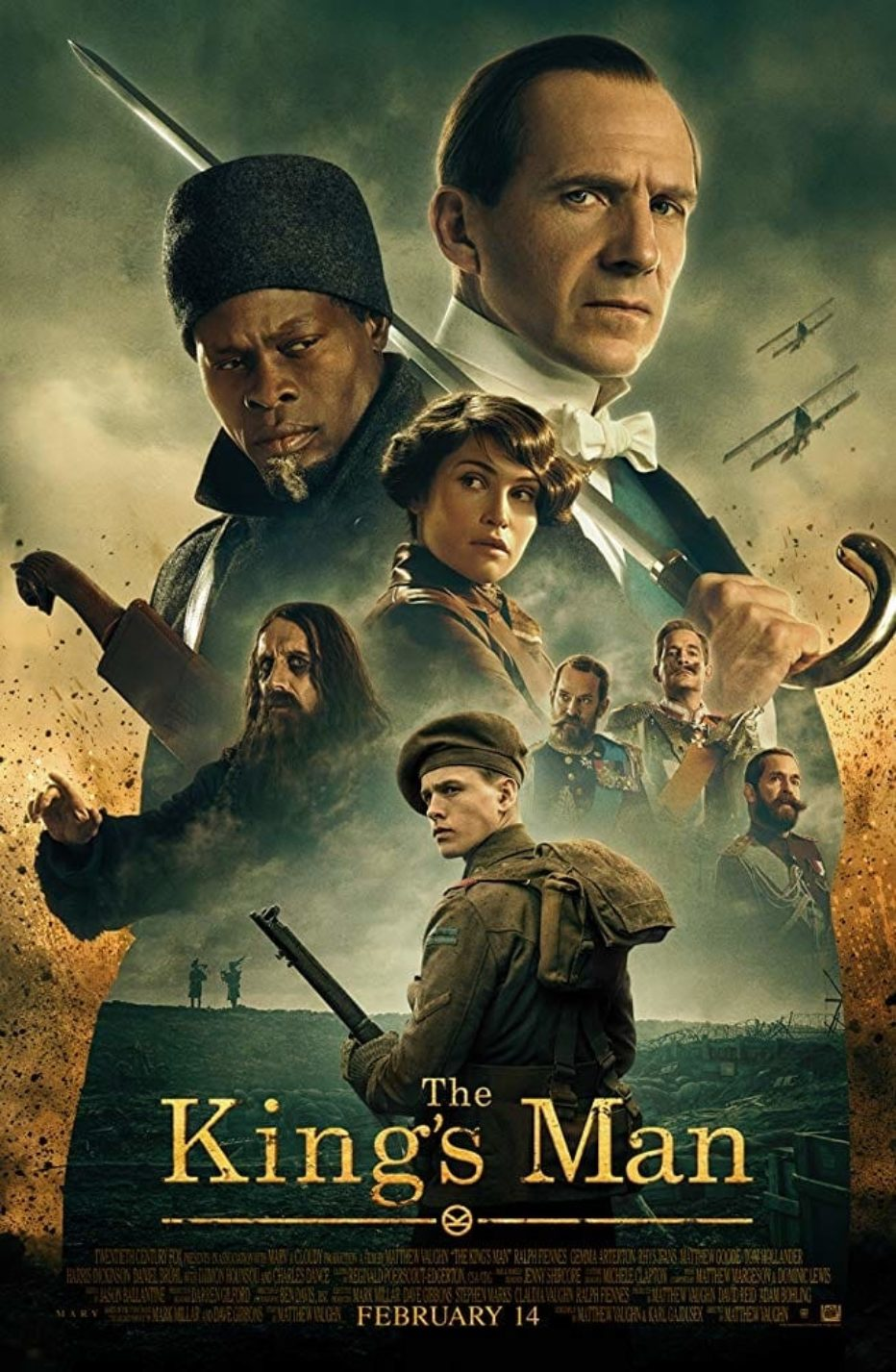 Segundo trailer de The King's Man