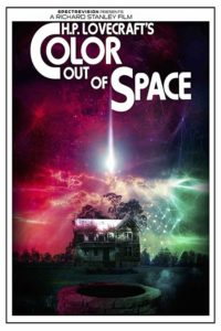 "Poster de la película ""Color Out of Space"""