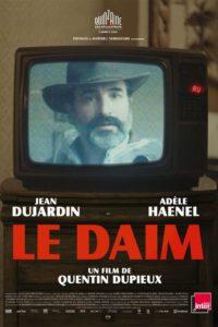 "Poster de la película ""Deerskin"""