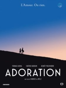 "Poster de la película ""Adoration"""