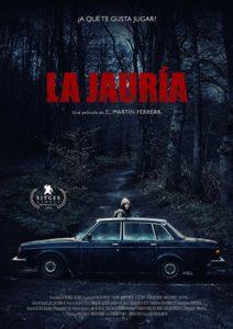 """Poster de la película """"La Jauría"""""""