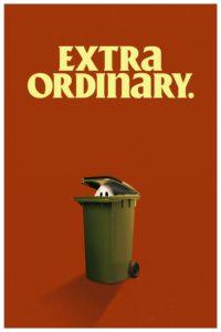 "Poster de la película ""Extra Ordinary."""