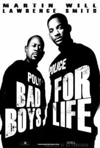 """Poster de la película """"Dos policías rebeldes 3"""""""