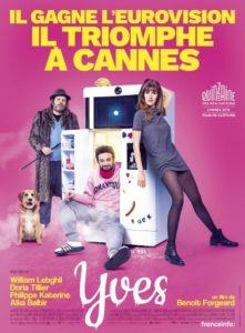 "Poster de la película ""Yves"""
