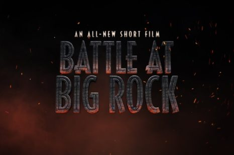 Jurassic World 3 calienta motores con el corto Battle at Big Rock