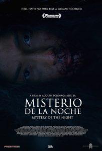 "Poster de la película ""Mystery of the Night"""