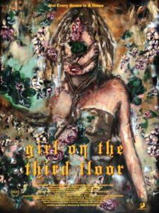 "Poster de la película ""Girl on the Third Floor"""