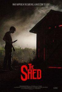 """Poster de la película """"The Shed"""""""
