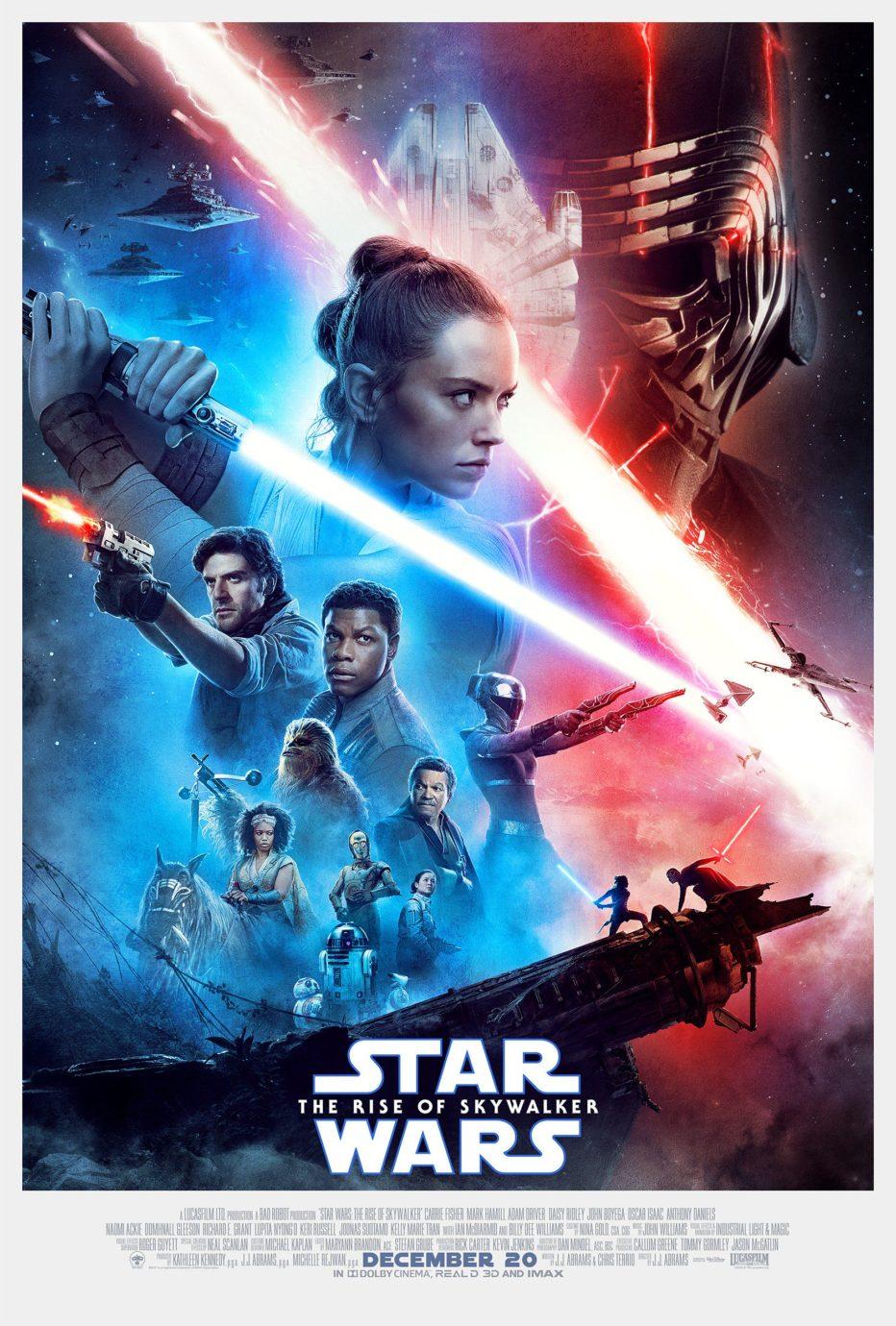 Trailer final de Star Wars: The Rise of Skywalker. No estoy llorando