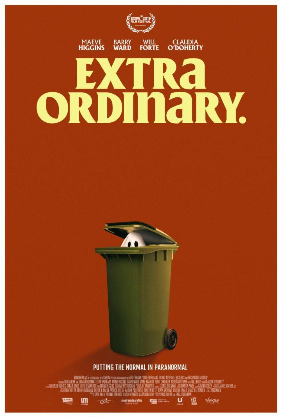 Extra ordinary: para partirse el ectoplasma