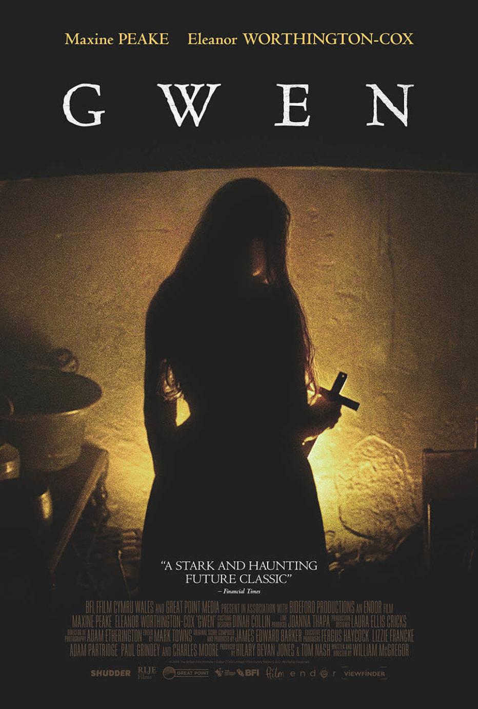 Gwen: folklore galés en la revolución industrial