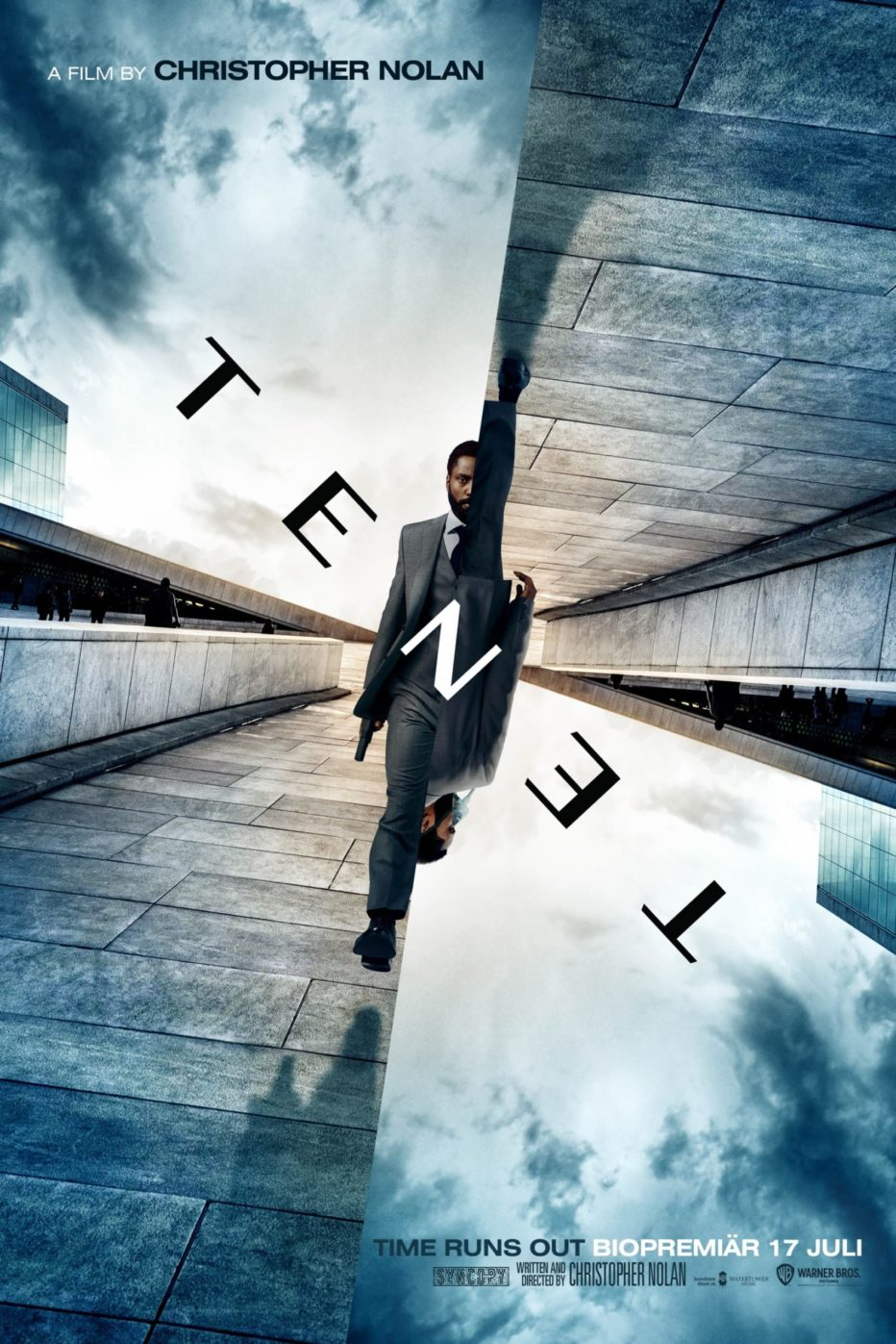 Nuevo trailer de TENET