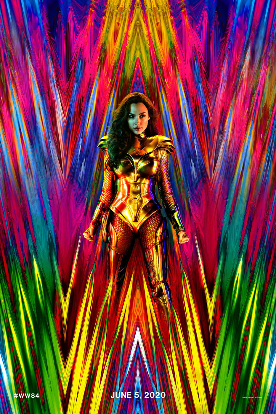 Trailer de Wonder Woman 1984