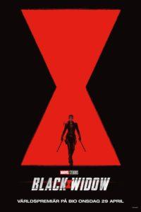 "Poster de la película ""Viuda Negra"""