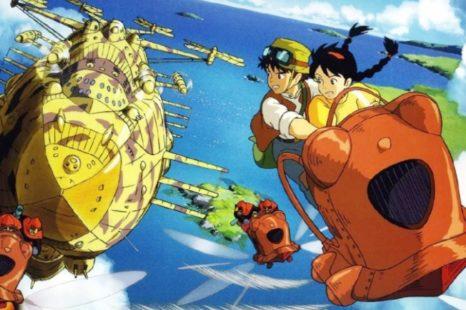 Studio Ghibli en Netflix: El castillo en el cielo (1986)