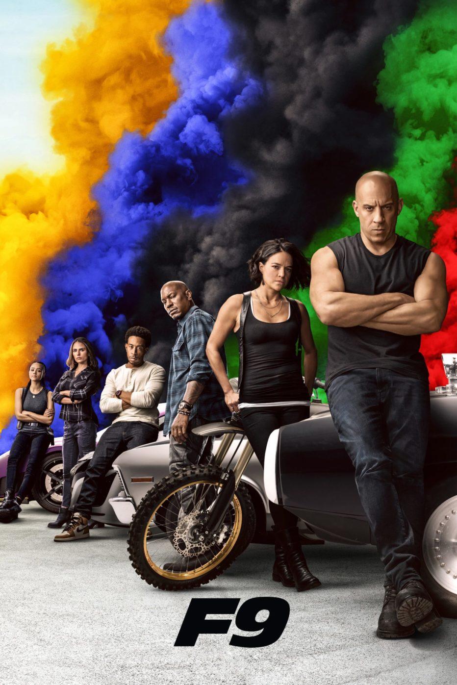 Primer trailer de Fast & Furious 9