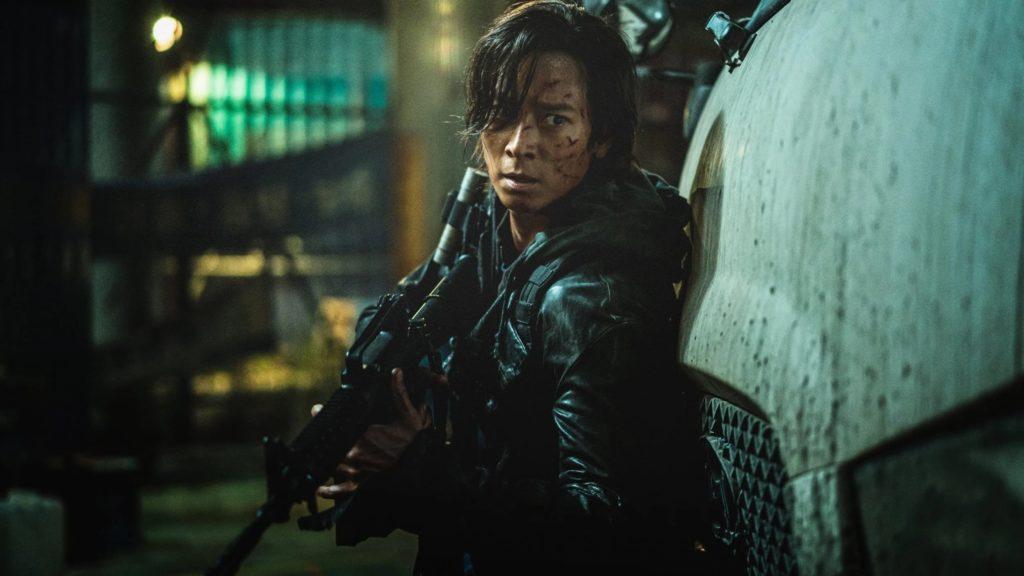 """Imágenes de la película """"Tren a Busan 2: Península"""""""