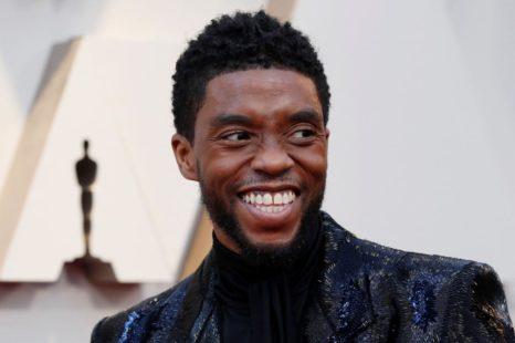 Chadwick Boseman (1977-2020)