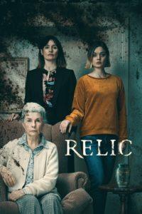 """Poster de la película """"Relic"""""""