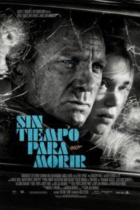 """Poster de la película """"Sin tiempo para morir"""""""