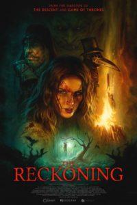 """Poster de la película """"The Reckoning"""""""