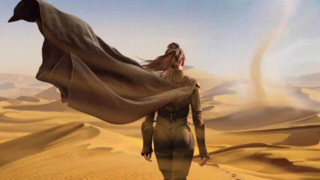 """Imágenes de la película """"Dune"""""""