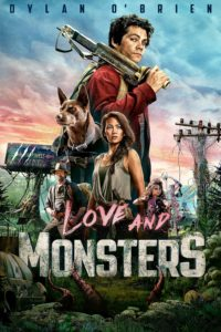 "Poster de la película ""Love and Monsters"""