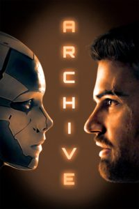 "Poster de la película ""Archive"""