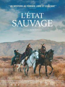"Poster de la película ""L'État sauvage"""